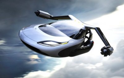 Toyota профинансирует создание летающего автомобиля