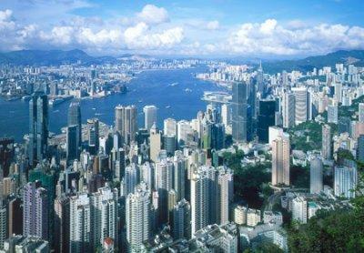 В Гонконге на аукционне продали самый дорогой участок земли в мире