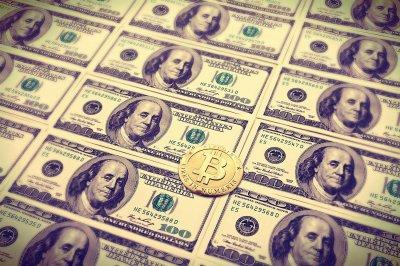 Стоимость биткоина превысила 2 тысячи долларов США