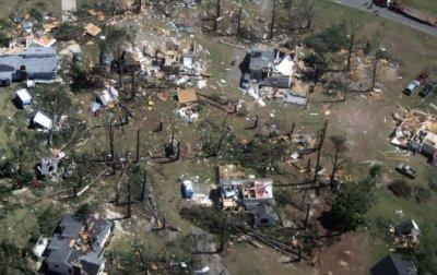 Торнадо в США повредил два «самолета судного дня»
