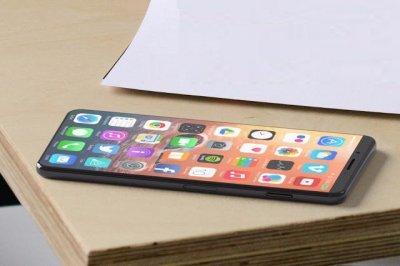 Компания Apple начала массовое производство iPhone 8