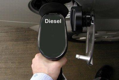 В Германии введут запрет на дизельные автомобили