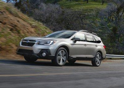 Subaru стала лидером на мировом рынке полноприводных автомобилей