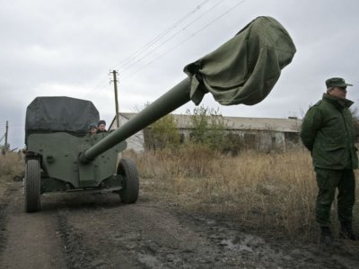 ДНР: украинские силовики 7 раз нарушили «хлебное перемирие»