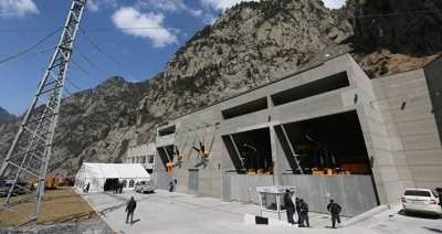 Грузия построила крупнейшую за годы независимости ГЭС