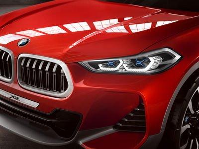 В Сети появились патентные изображения серийного BMW X2