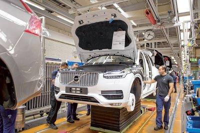Volvo прекращает выпуск автомобилей с бензиновыми двигателями