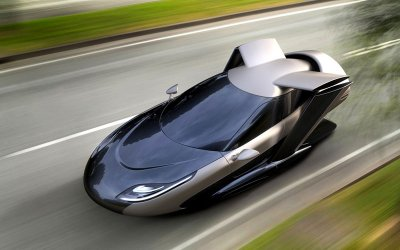 Geely купила компанию Terrafugia - производителя летающих автомобилей