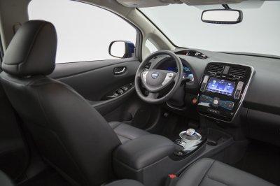 Новый Nissan Leaf получит революционную систему управления e-Pedal