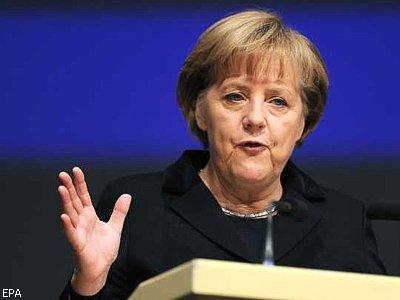 Меркель выступила против запрета на дизельные автомобили