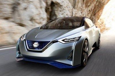 Электромобиль Nissan Leaf нового поколения представят 6 сентября