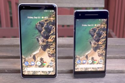 Компания Google представила новые смартфоны Pixel 2 и Pixel 2 XL