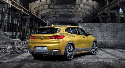 Новый кроссовер BMW X2 представлен официально: фото