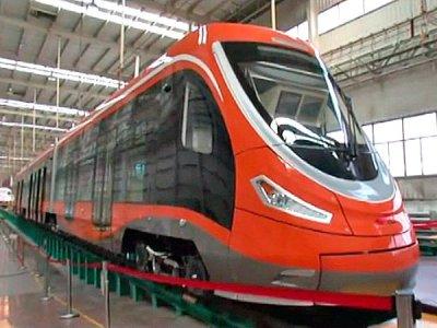 В Китае запущен трамвай, работающий на водородном топливе