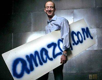 Глава Amazon за неделю продал акции компании на 1,1 млрд долларов