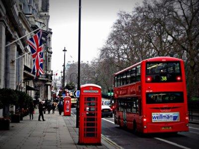 В Лондоне автобусы начнут ездить на кофейном топливе
