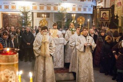 Какой сегодня праздник: 8 января Собор Пресвятой Богородицы