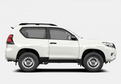 Toyota Land Cruiser Prado получила новую «бюджетную» версию