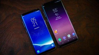 В Сети опубликованы первые изображения Samsung Galaxy S9 и S9+