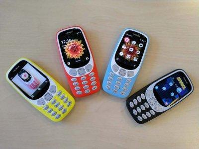Nokia 3310 с поддержкой 4G представлен официально