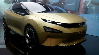 Tata представила кроссовер на базе Land Rover Discovery Sport