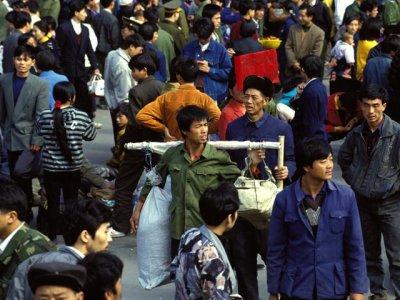 За пять лет Китай вывел из-за черты бедности более 68 млн граждан