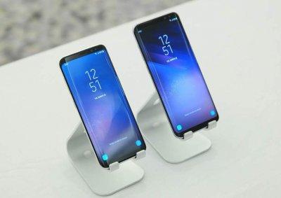 Названы цены на новейшие флагманы Samsung S9 и S9+