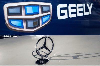 Владелец китайской Geely приобрел акции Daimler на $9 млрд
