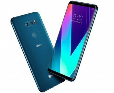 LG анонсировала флагманский смартфон V30S ThinQ