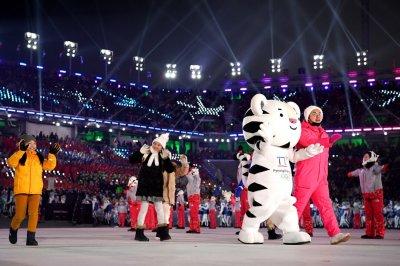 Олимпиада 2018 в Пхенчхане объявлена закрытой, погашен олимпийский огонь