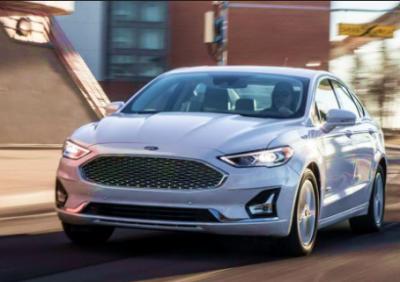 Компания Ford обновила седан Fusion