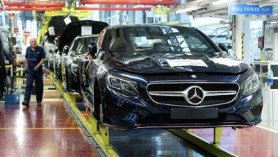 Более 12 тысяч автомобилей Mercedes отзывают в России