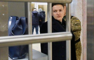Савченко считает условия в украинских СИЗО хуже российских