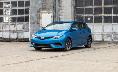 Toyota представила новый хэтчбек Corolla