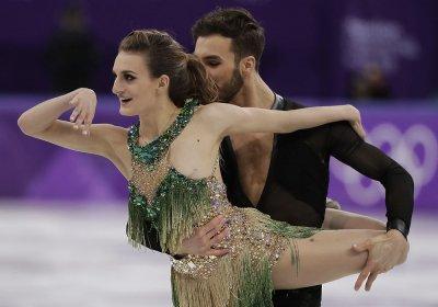 Фигуристы Пападакис и Сизерон победили в коротком танец на ЧМ