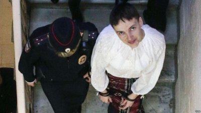 Киевский суд арестовал Надежду Савченко на два месяца
