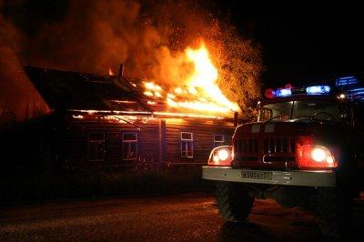 На Камчатке при пожаре из-за неисправной электропроводки погибли пять человек