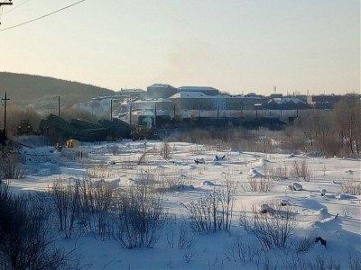 В Мурманской области с рельсов сошли с рельсов грузовые вагоны