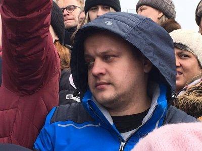 Кемеровский предприниматель Игорь Востриков