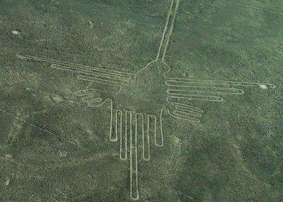 Археологи нашли в Перу загадочные геоглифы (ФОТО)