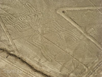 Информинг: Ученые обнаружили в Перу загадочные геоглифы