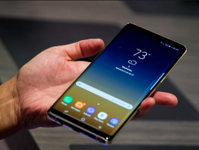 Samsung Galaxy Note 9 получит экран на 6,4 дюйма и батарею на 4 тысячи мАч