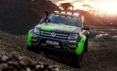 Volkswagen Amarok полÑ131;Ñ135;ил Ñ141;кÑ129;Ñ130;Ñ128;емалÑ140;нÑ131;Ñ142; веÑ128;Ñ129;иÑ142; оÑ130; BBM Motorsport