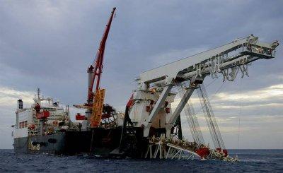 «Газпром» закончил строительство первой нитки «Турецкого потока»