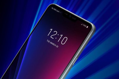 Компания LG представила флагманский смартфон G7 ThinQ