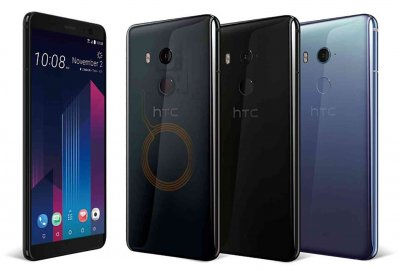 Смартфон HTC U12 Plus представят 23 мая