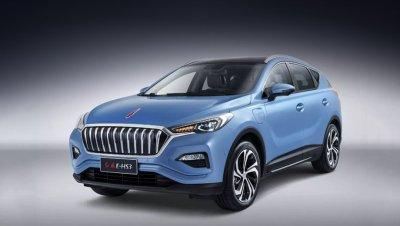 Hongqi E-HS3 стал первым электромобилем марки