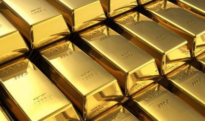 Золото подешевело до минимума этого года