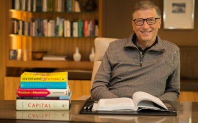 Билл Гейтс назвал пять книг, которые стоит прочитать