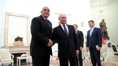 «Турецкий поток» проложат по территории Болгарии